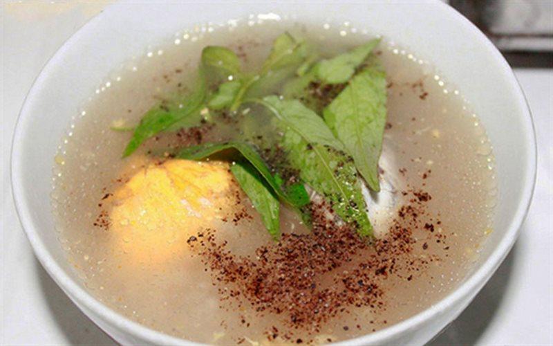 Cách nấu Cháo Trứng Vịt Lộn thơm ngon và giàu dinh dưỡng
