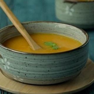 Cách Nấu Súp Bí Đỏ Cho Bé Ăn Dặm, Cực Thơm Ngon