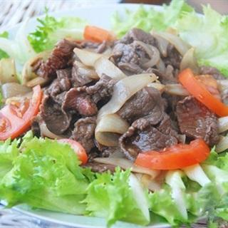 Cách Làm Bò Xào Hành Tây | Đơn Giản Cho Bữa Cơm