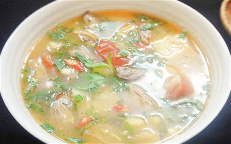 Cách nấu Canh Chua Chem Chép Nấu Thơm cực ngon cho bữa cơm