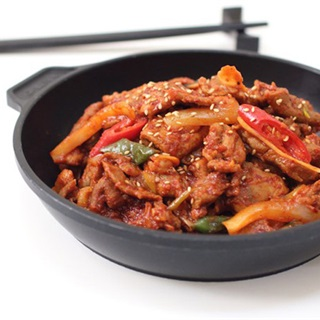 Cách Làm Thịt Heo Xào Kiểu Hàn Thơm Ngon Chuẩn Vị