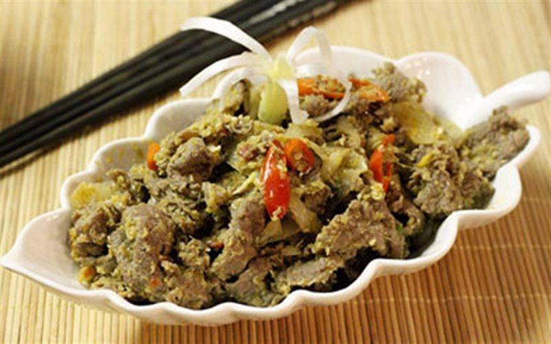 Cách Làm Thịt Bò Xào Hành Tây Đơn Giản Cho Bữa Cơm