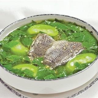 Cách làm canh cá rau đay