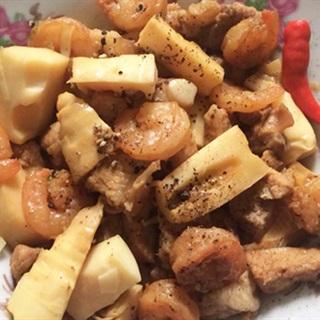 Cách Làm Tôm Thịt Kho Măng Ngon Miệng Đơn Giản