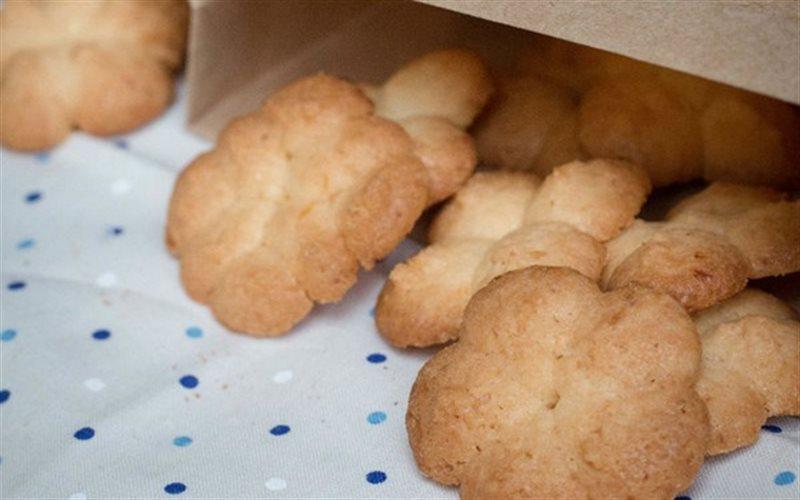Cách Làm Bánh Quy Sầu Riêng Thơm Lừng Ngon Miệng