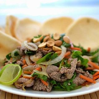 Cách Làm Bò Tái Chanh | Mềm Ngon, Đơn Giản Tại Nhà