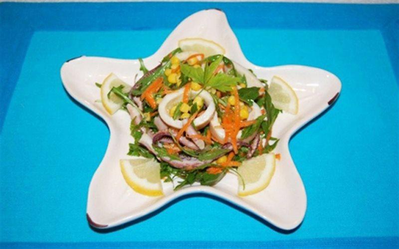 Cách Làm Salad Mực Trộn Là Món Ăn Ngon, Cực Dễ Làm