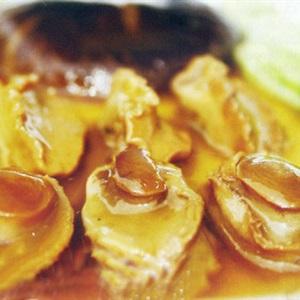 Bào ngư xốt nấm