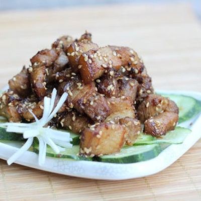 Đậm đà với các món ăn từ thịt heo