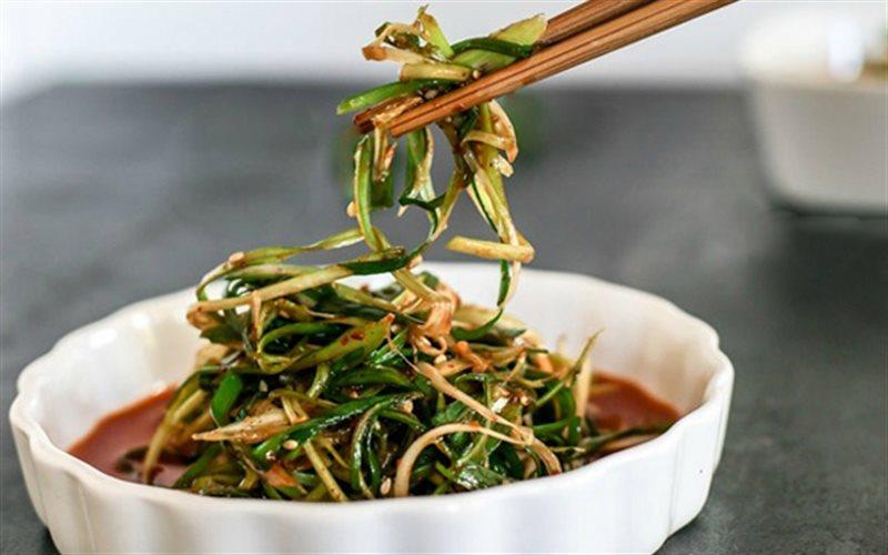 Cách Làm Salad Hành Boa Rô Đơn Giản, Cực Lạ Miệng