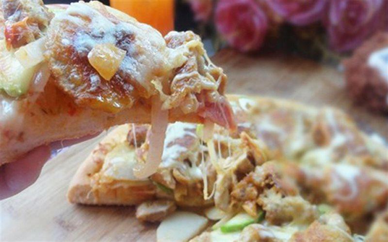 Cách Làm Bánh Pizza Gà Đơn Giản, Ăn Ngon Mê Ly