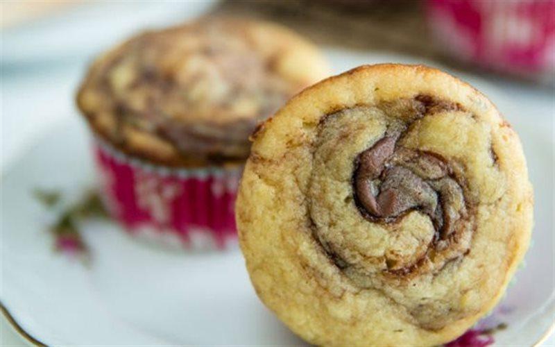 Cách Làm Bánh Muffin Vị Chuối Thơm Lừng Gian Bếp