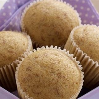 Cách Làm Bánh Muffin Chuối Xốp Mềm Cực Thơm Ngon