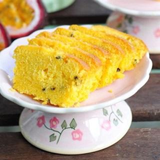 Cách làm Bánh Bông Lan Chanh Dây xốp mềm và thơm ngon