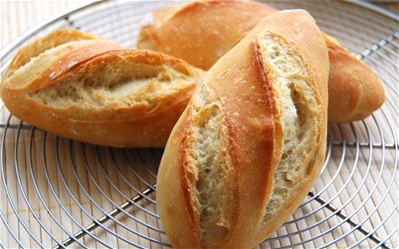 Cách Làm Bánh Mì Ổ Giòn Giòn, Thơm Ngon, Nóng Hổi