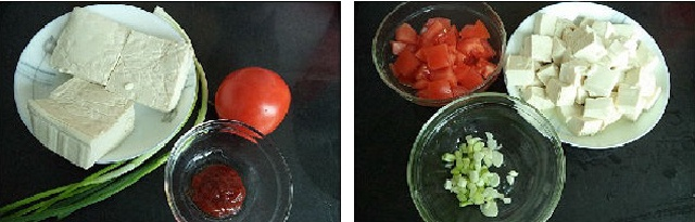 Đậu sốt cà chua