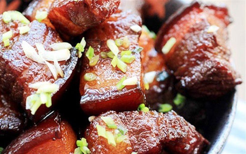 Cách Làm Thịt Ba Chỉ Om Mặn Ngọt Đậm Đà Ngon Cơm