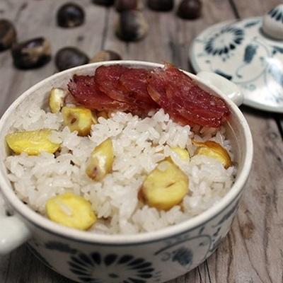 Các món ngon chế biến từ hạt dẻ Trùng Khánh - Cao Bằng