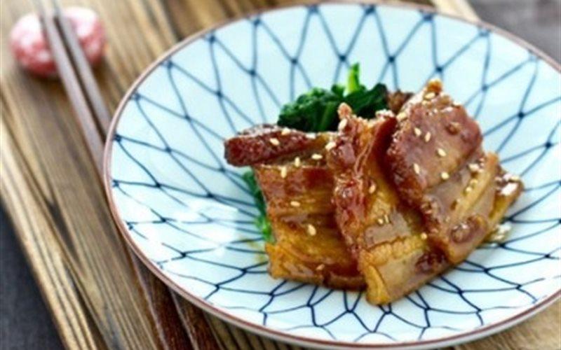 Cách Làm Thịt Ba Chỉ Sốt Mật Ong Cực Thơm Ngon
