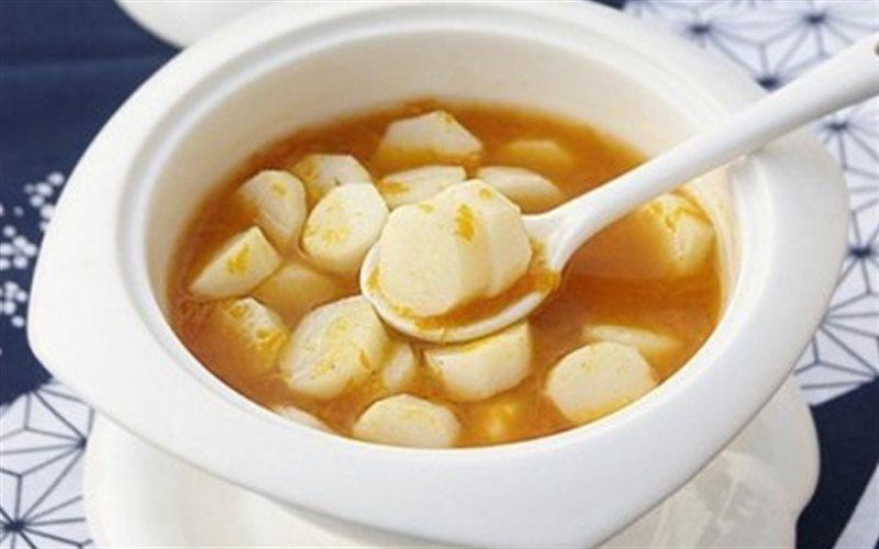 Cách Làm Canh Bí Đỏ Khoai Sọ Đơn Giản Cho Bữa Cơm
