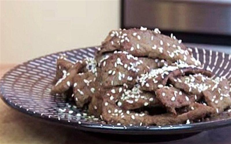 Cách làm Thịt Bò Ướp Lê Áp Chảo đổi vị cho bữa cơm gia đình