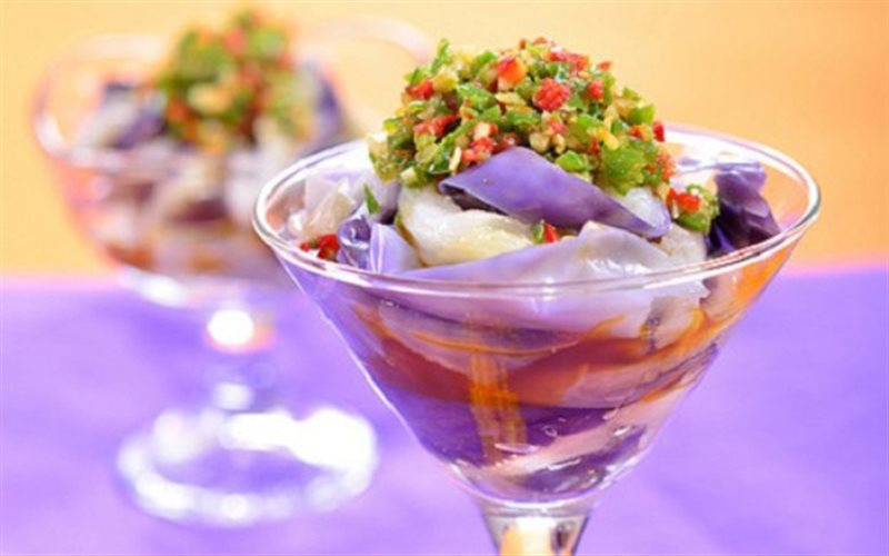 Cách Làm Salad Cà Tím Mới Lạ Cho Ngày Cuối Tuần