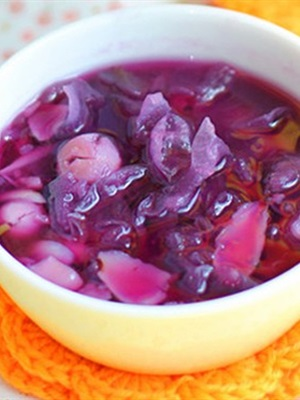 Các món chè ngọt bùi với khoai lang