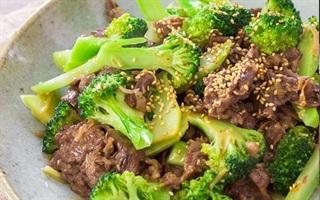 Những món ăn giàu Vitamin từ bông cải xanh