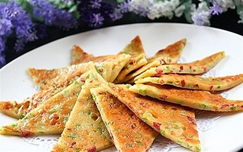Cách Làm Bánh Đậu Que Giòn Tan, Cho Bé Ăn vặt