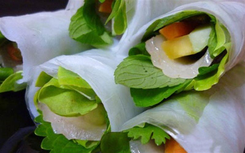 Cách làm Bánh Tráng Cuốn Thịt Heo Đà Nẵng thơm ngon