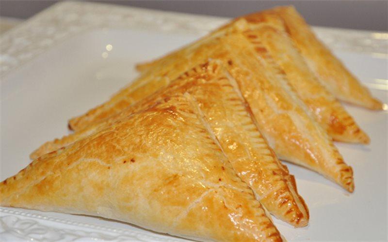 Cách Làm Bánh Xếp Nhân Đào Thơm Ngon, Dễ Thực Hiện