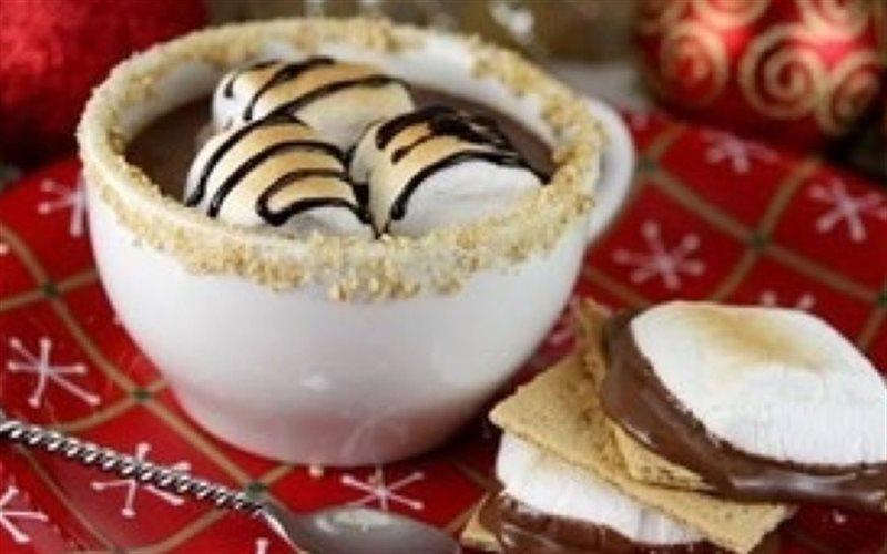 Cách Làm Pha Sữa Chocolate Và Marshmallow Đơn Giản