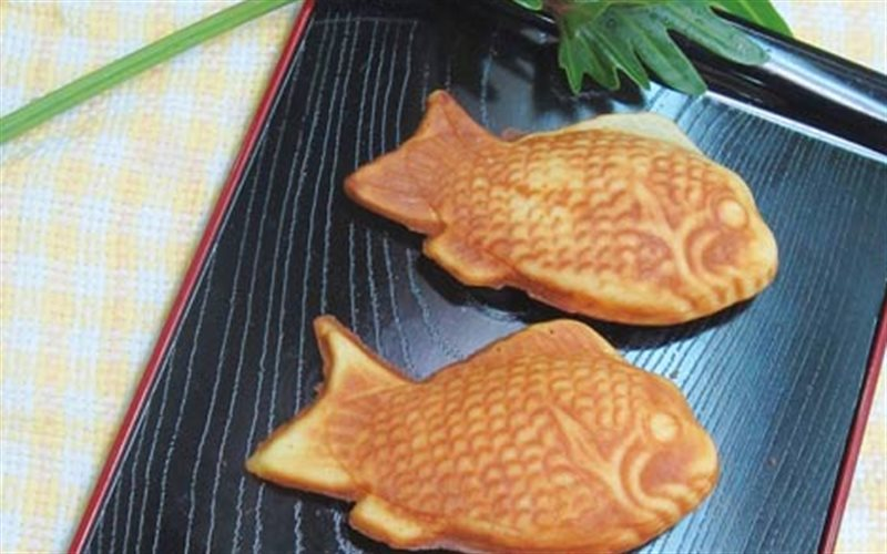 Cách làm bánh cá kiểu Nhật