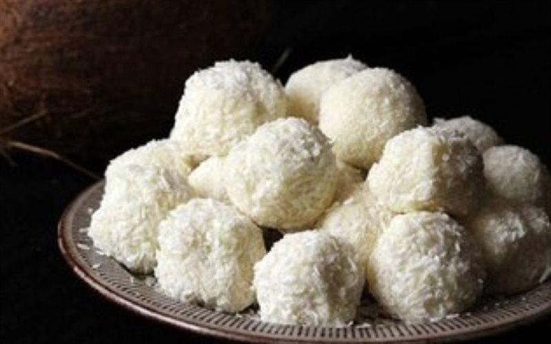 Cách Làm Bánh Truffle Chocolate Tẩm Dừa Thơm Ngon