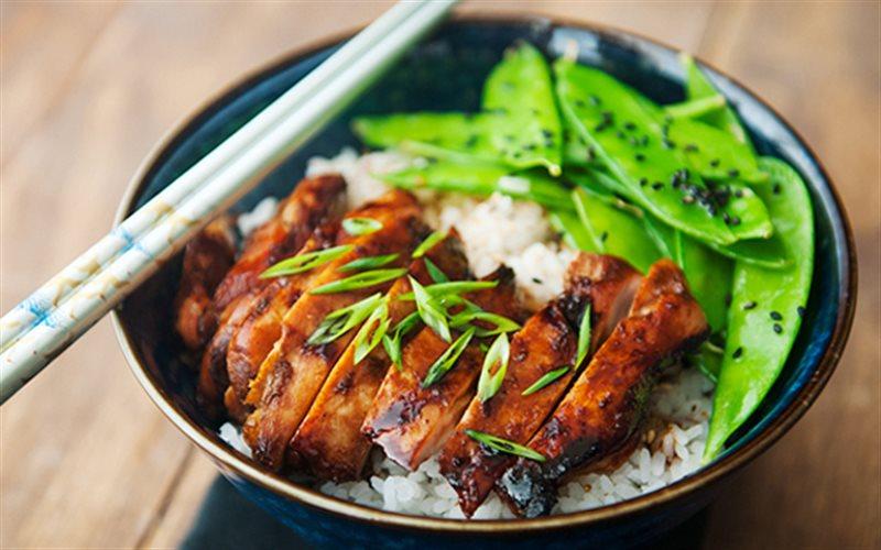 Cách Làm Cơm Gà Teriyaki Chuẩn Nhật Dễ Thực Hiện