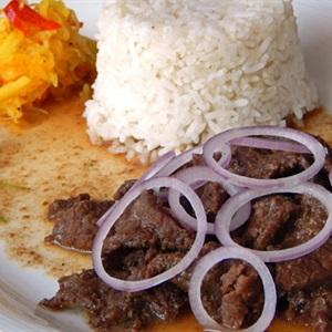 Beefsteak kiểu Philippines