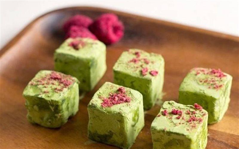 Cách làm Matcha Truffle ngoài đắng trong ngọt cực ngon