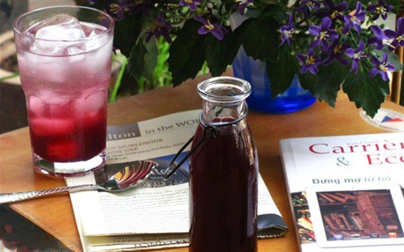 Cách làm Siro Dâu Tằm chua ngọt thơm ngon ngay tại nhà