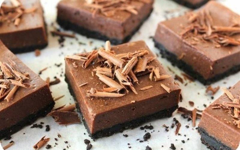 Cách Làm Cheesecake Chocolate Nướng Thơm Ngon