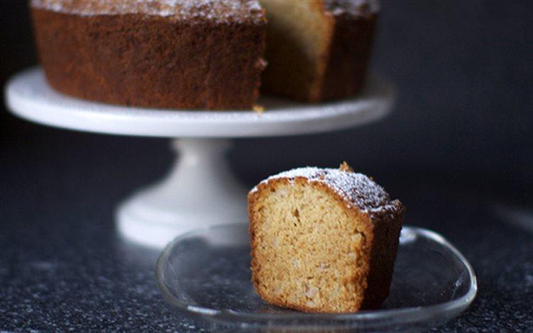 Cách làm bánh bông lan vị trái lê