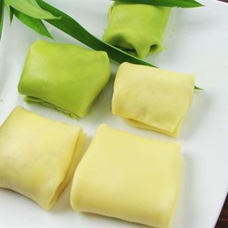Cách Làm Bánh Crepe Kem Sầu Riêng | Cực Thơm Ngon