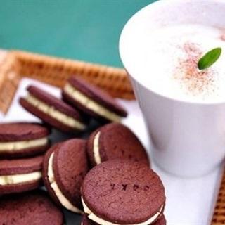 Cách Làm Bánh Cacao Nhân Bơ Tráng Miệng Đãi Cả Nhà