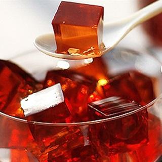 Cách làm Thạch Rượu Vang Đỏ tráng miệng mát lạnh ngày hè