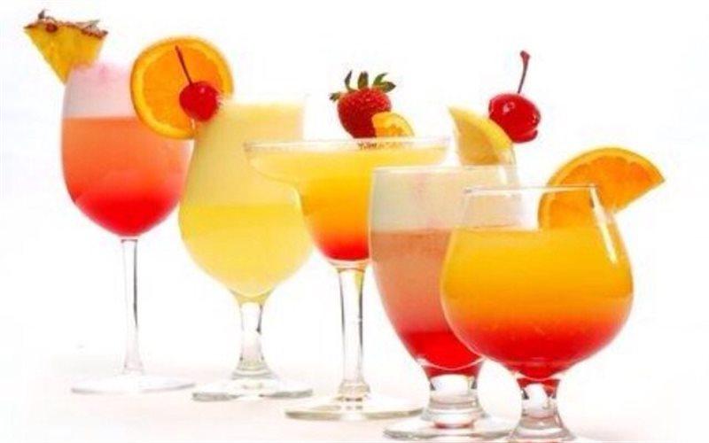 Cách Làm Mocktail Hương Vải Ba Tầng Thơm Ngon