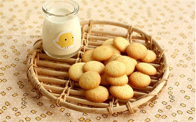 Cách Làm Bánh Quy Bơ Tí Hon Ăn Vặt Ngon Miệng