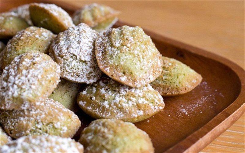 Cách Làm Bánh Madeleine Vị Trà Xanh Ngon Chuẩn Vị