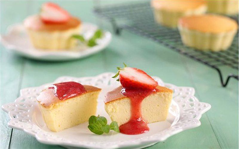 Cách Làm Cheesecake Nướng Cho Cả Nhà Thưởng Thức
