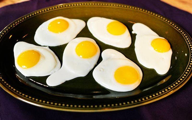 Cách Làm Pudding Xoài Hình Trứng Ốp La Đẹp Mắt