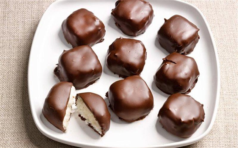 Cách Làm Kẹo Dừa Chocolate Thơm Ngọt Cực Đơn Giản