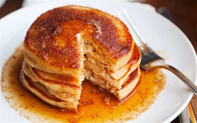 Cách Làm Pancake Táo Đơn Giản, Thơm Ngon Chuẩn Vị